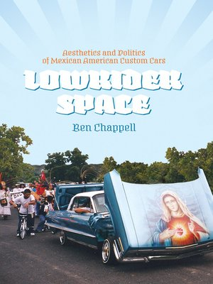 cover image of Lowrider Space