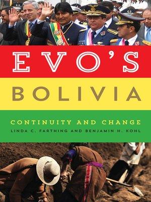 cover image of Evo's Bolivia
