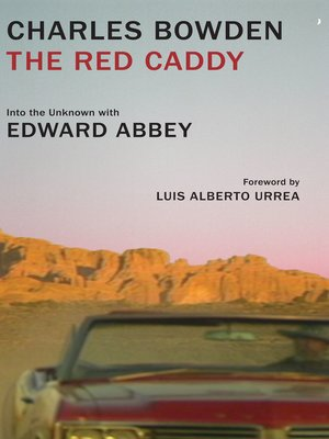 cover image of The Red Caddy