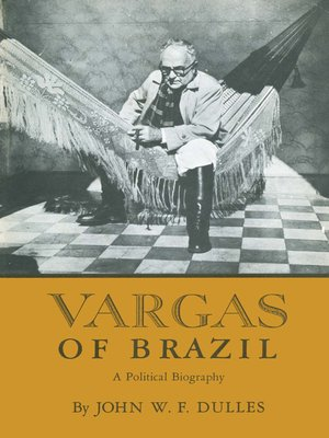 cover image of Vargas of Brazil