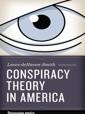 cover image of Conspiracy Theory in America