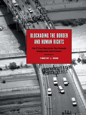 cover image of Blockading the Border and Human Rights
