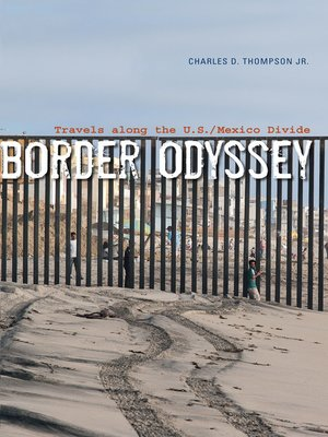 cover image of Border Odyssey