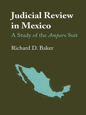 cover image of Judicial Review in Mexico