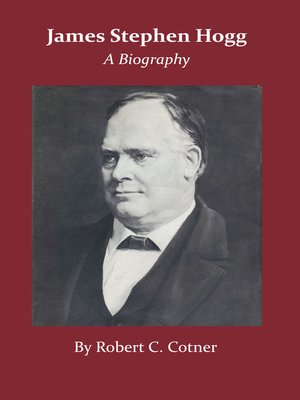 cover image of James Stephen Hogg