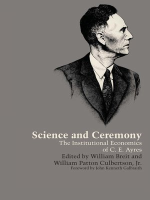 cover image of Science and Ceremony