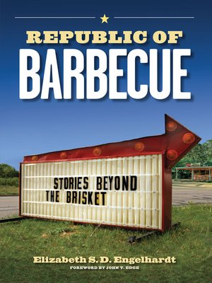 cover image of Republic of Barbecue