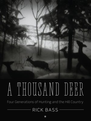 cover image of A Thousand Deer