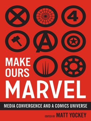 cover image of Make Ours Marvel