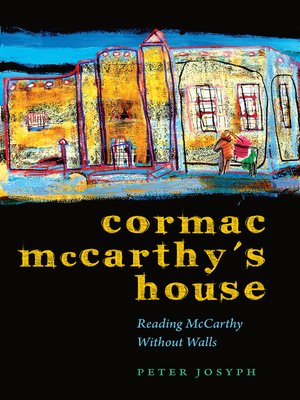 cover image of Cormac McCarthy's House