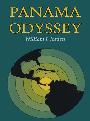 cover image of Panama Odyssey