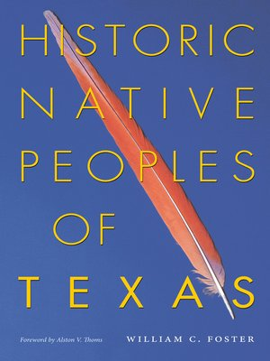 cover image of Historic Native Peoples of Texas