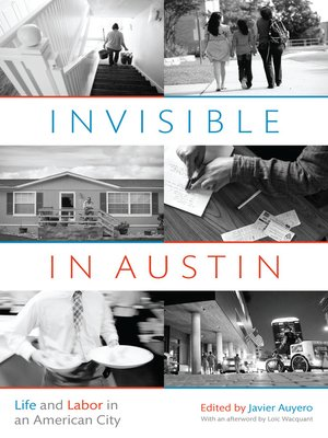 cover image of Invisible in Austin