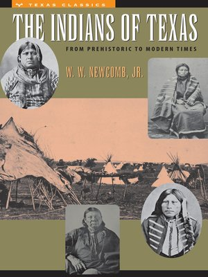 cover image of The Indians of Texas