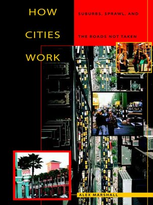 cover image of How Cities Work