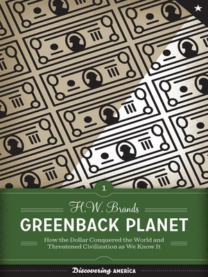 cover image of Greenback Planet