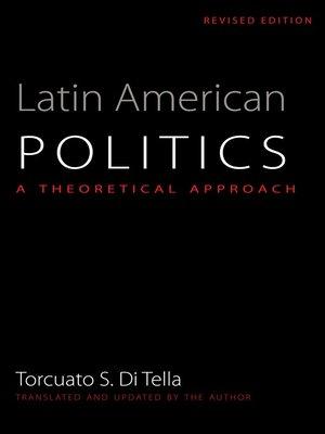cover image of Latin American Politics