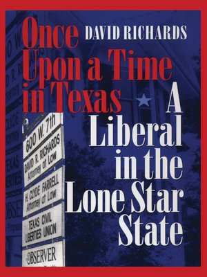 cover image of Once Upon a Time in Texas