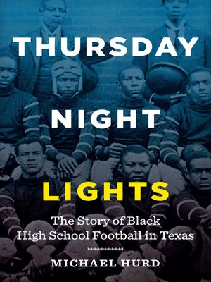 cover image of Thursday Night Lights