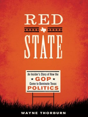 cover image of Red State