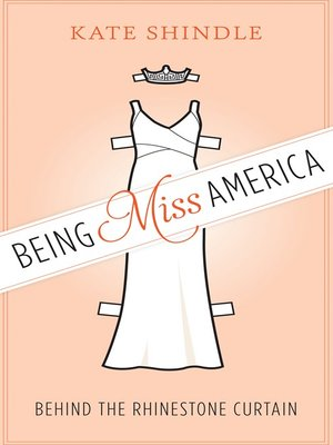 cover image of Being Miss America