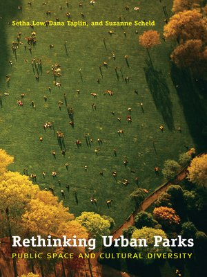 cover image of Rethinking Urban Parks