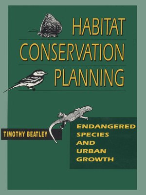 cover image of Habitat Conservation Planning
