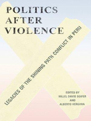 cover image of Politics after Violence