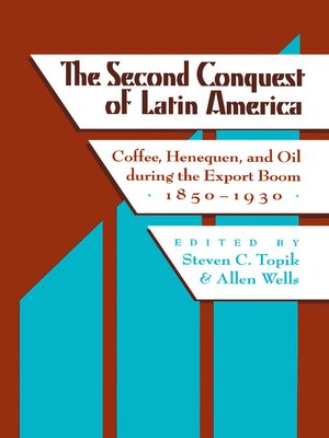 cover image of The Second Conquest of Latin America