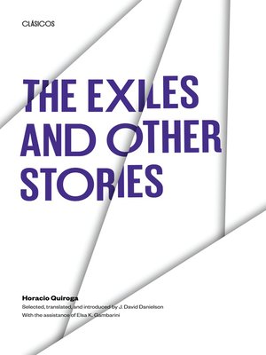 cover image of The Exiles and Other Stories