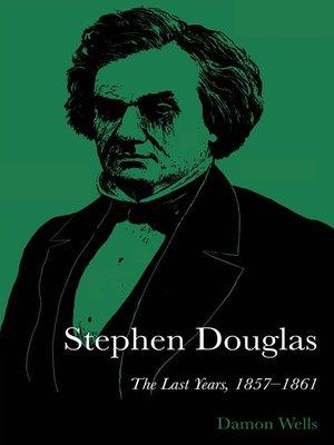 cover image of Stephen Douglas