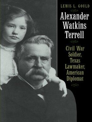 cover image of Alexander Watkins Terrell