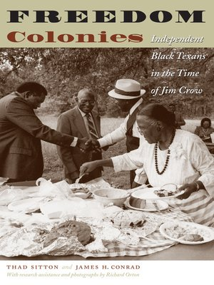 cover image of Freedom Colonies