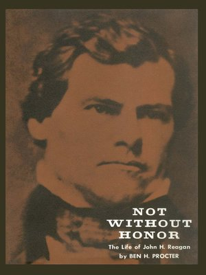 cover image of Not Without Honor