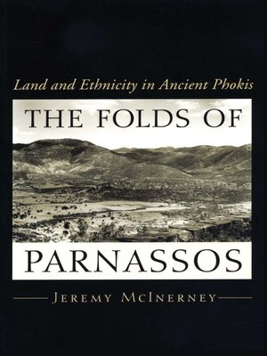 cover image of The Folds of Parnassos