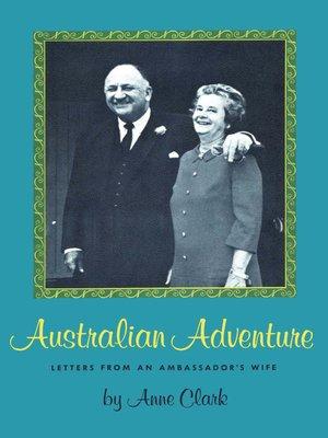 cover image of Australian Adventure