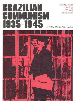 cover image of Brazilian Communism, 1935-1945