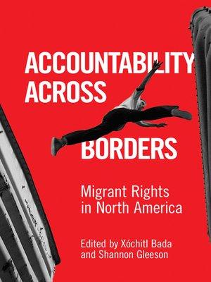 cover image of Accountability across Borders