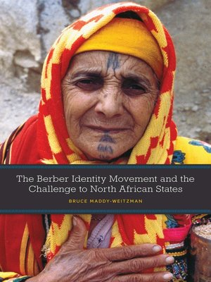 cover image of The Berber Identity Movement and the Challenge to North African States