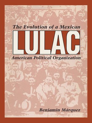 cover image of LULAC