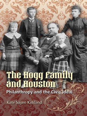 cover image of The Hogg Family and Houston