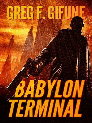 cover image of Babylon Terminal