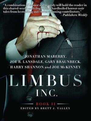 cover image of Limbus, Inc. Book II