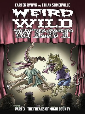 cover image of Weird Wild West