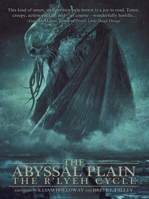 cover image of The Abyssal Plain