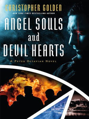 cover image of Angel Souls and Devil Hearts