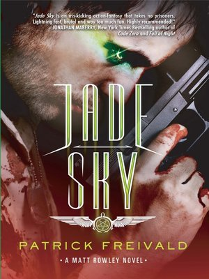 cover image of Jade Sky