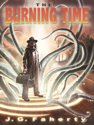 cover image of The Burning Time
