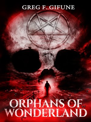 cover image of Orphans of Wonderland