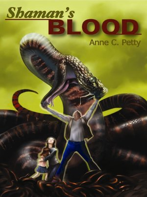 cover image of Shaman's Blood